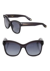 Givenchy 55MM Oversized Square Sunglasses