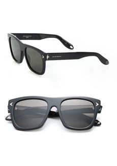 Givenchy 55MM Square Sunglasses