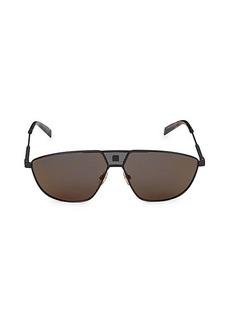 Givenchy 62MM Aviator Sunglasses