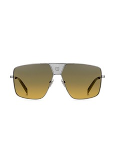 Givenchy 63MM Square Sunglasses