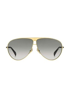 Givenchy 66MM Aviator Sunglasses