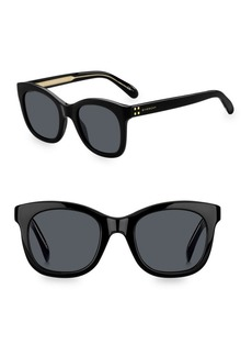 Givenchy 7103/S 51MM Square Sunglasses