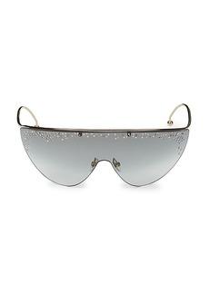 Givenchy 75MM Shield Sunglasses