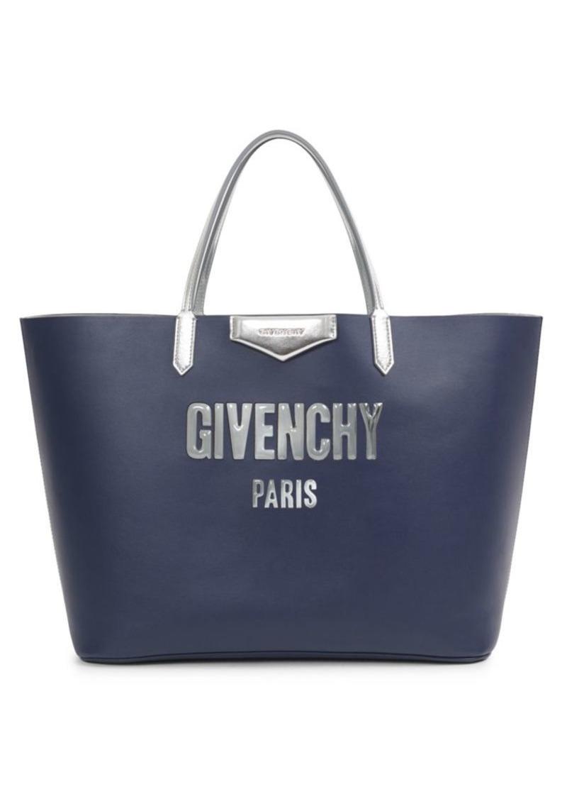 e53e8644eb6e Givenchy Antigona Leather Tote