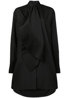 Givenchy asymmetric shirt dress