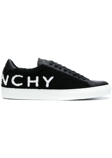 Givenchy back logo flat sneakers
