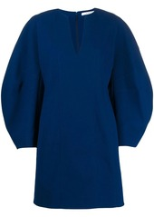 Givenchy balloon sleeve shift dress
