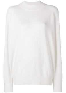 Givenchy basic round neck jumper
