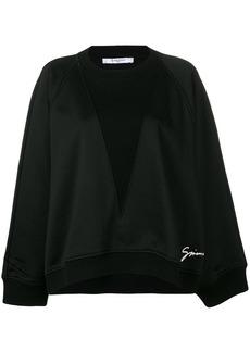 Givenchy Bat Sleeves sweatshirt
