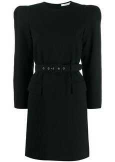 Givenchy belted structured dress