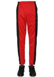 Givenchy Bi-color Technical Biker Pants