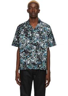 Givenchy Black & Multicolor Hawaii Shirt