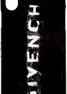 Givenchy Black Logo iPhone XS/X Case