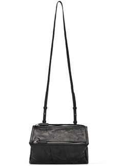 Givenchy Black Mini Pandora Bag