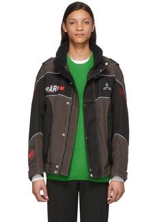 Givenchy Black Motorcycle Jacket