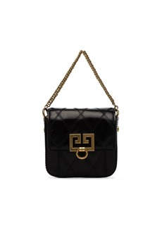 Givenchy black Nano box quilted leather mini bag