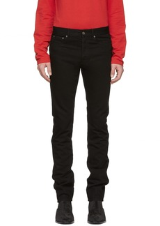 Givenchy Black Slim-Fit Jeans