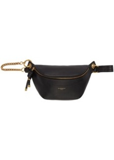 Givenchy Black Whip Belt Bag