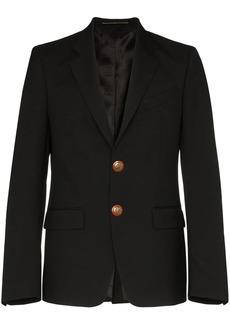 Givenchy button-embellished blazer