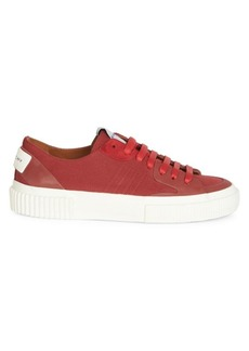 Givenchy Canvas Tennis Sneakers