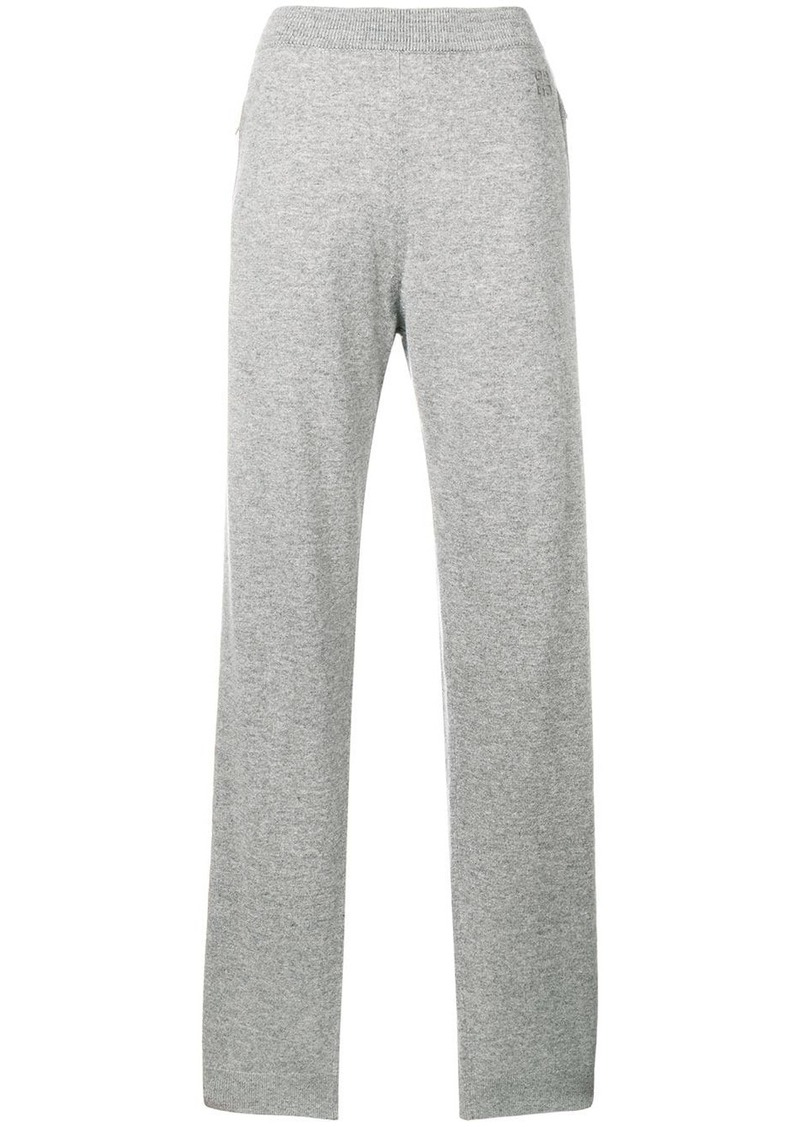 Givenchy cashmere track trousers