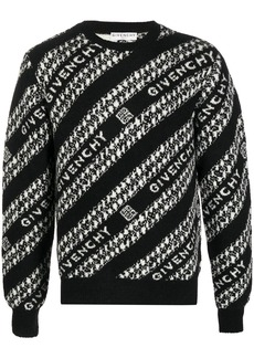 Givenchy Chain logo jumper