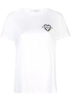Givenchy chest logo T-shirt