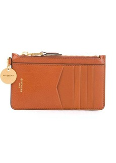 Givenchy Chestnut leather wallet