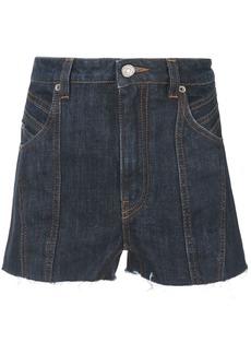 Givenchy classic denim shorts