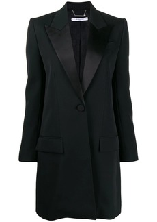 Givenchy classic single-breasted coat