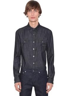 Givenchy Cotton Denim Shirt