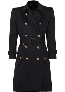 Givenchy Cotton-twill Trench Coat