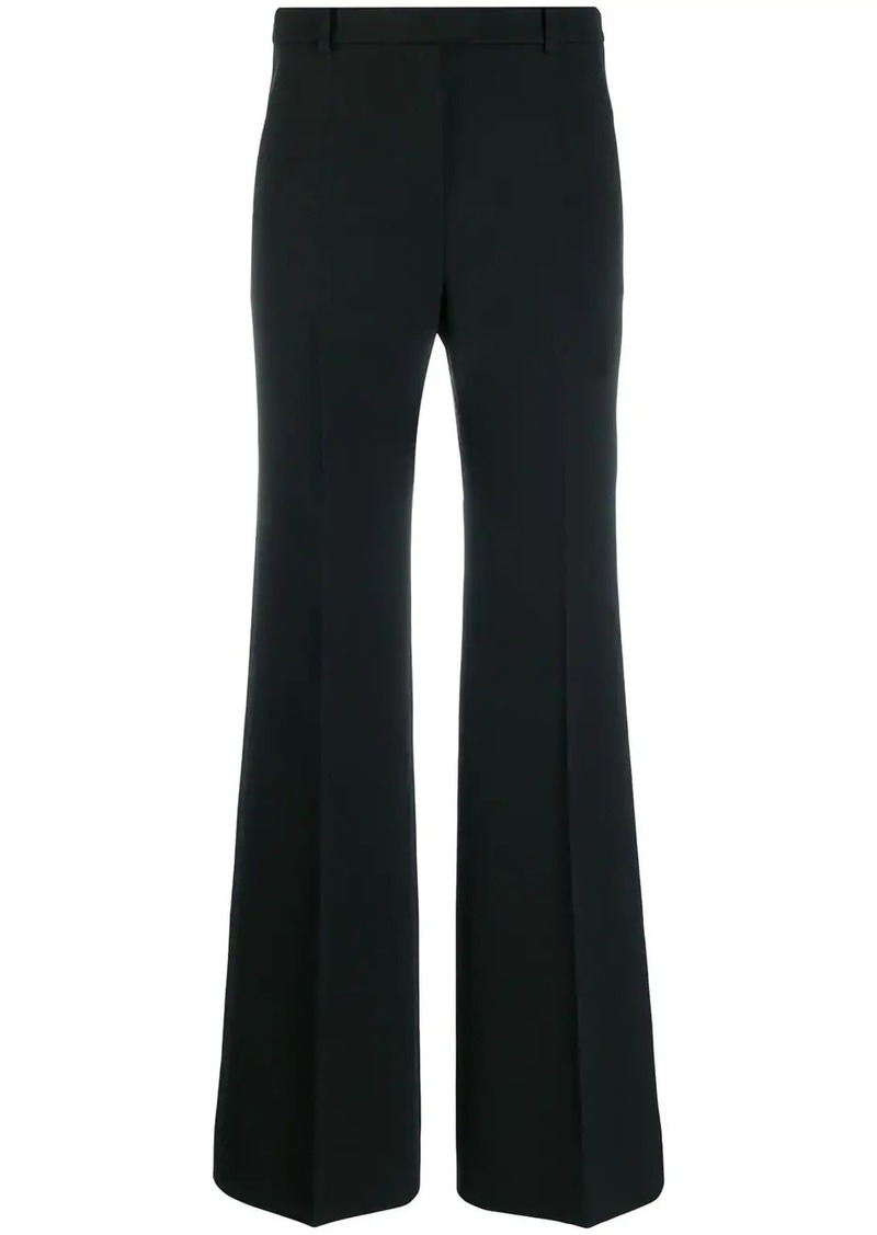 Givenchy crepe wide-leg trousers