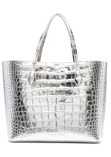 Givenchy crocodile-embossed Wing tote bag
