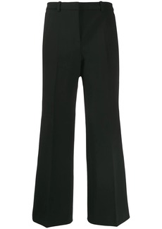 Givenchy cropped wide-leg trousers