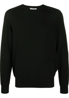 Givenchy cut-out detail knitted jumper