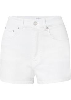 Givenchy Distressed Denim Shorts