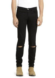 Givenchy Distressed Stretch Jeans