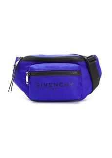 Givenchy double pocket belt bag