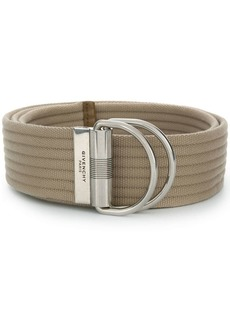 Givenchy double ring belt