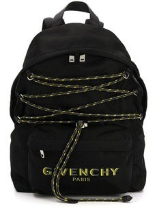 Givenchy drawstring detailed backpack