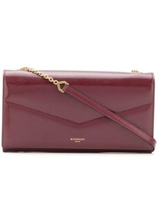 Givenchy edge foldover clutch