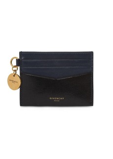 Givenchy Edge Leather Card Holder