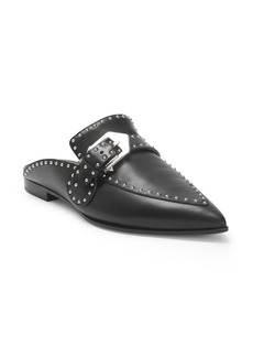 Givenchy Elegant Studded Leather Slides