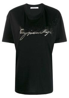 Givenchy embellished logo T-shirt