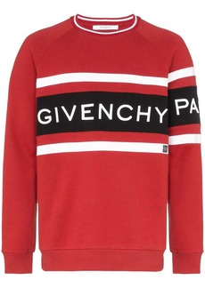 Givenchy embroidered 4G logo sweatshirt