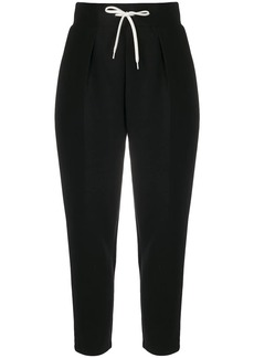 Givenchy embroidered logo track pants