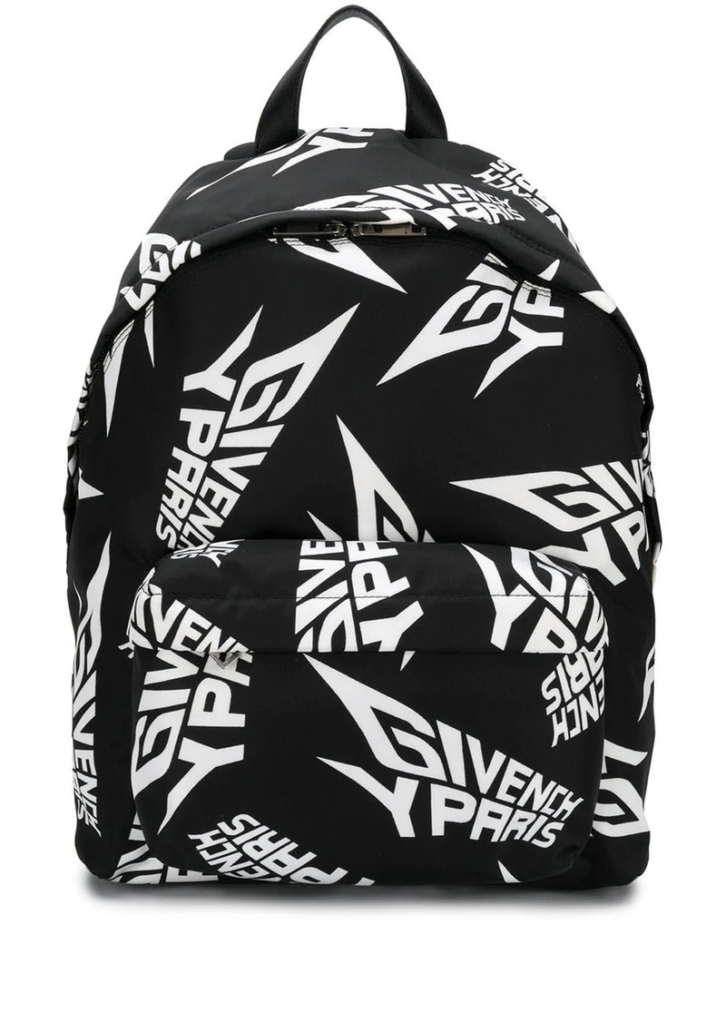 Givenchy Extreme logo backpack