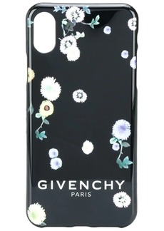 Givenchy Fiori iPhone X case