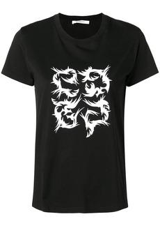 Givenchy flame logo T-shirt